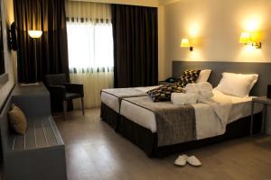 Hotel Black Tulip - Porto Gaia, Szállodák  Vila Nova de Gaia - big - 1