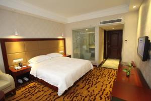 Crown Plaza Hangzhou, Hotely  Hangzhou - big - 19