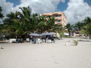 Apartahotel Caribe Paraiso, Апарт-отели  Хуан-Долио - big - 69