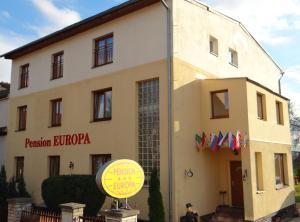 Pension Europa - Prag