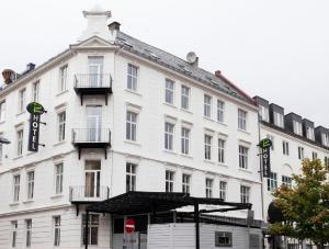 P-Hotels Bergen, Берген