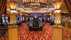 Horseshoe Bossier Casino & Hotel, Курортные отели  Бошьер-Сити - big - 39