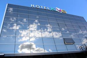 Cube Hotel - Verkhne-Vysokoye
