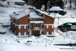 Welcome Hotel Gulmarg, Szállodák  Gulmarg - big - 24