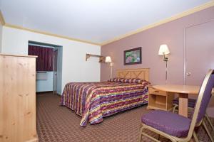 National 9 Inn - Placerville, Hotely  Placerville - big - 45