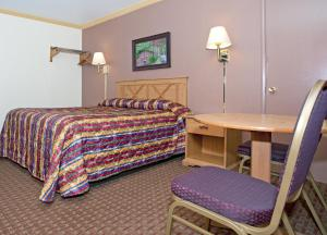 National 9 Inn - Placerville, Hotely  Placerville - big - 53