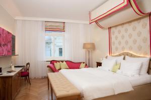 Hotel Kaiserhof Wien, Hotely  Vídeň - big - 14