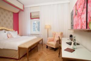 Hotel Kaiserhof Wien, Hotely  Vídeň - big - 26