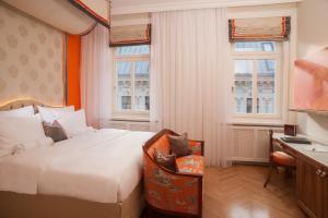 Hotel Kaiserhof Wien, Hotely  Vídeň - big - 45