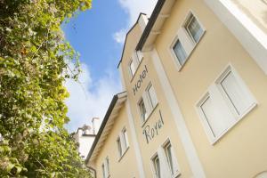 Royal Hotel - Königsbach Stein