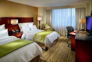 Marriott St. Louis West, Hotely  Chesterfield - big - 14