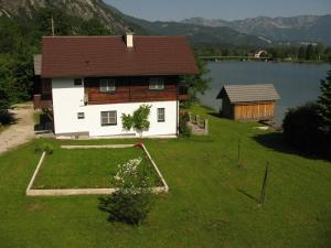 Chata Haus am See Bad Goisern Rakousko