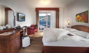 Hotel Capri, Hotely  Malcesine - big - 38