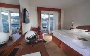Hotel Capri, Hotely  Malcesine - big - 40