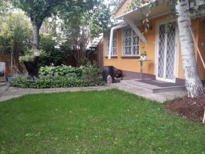 Apartment Patrícia with garden