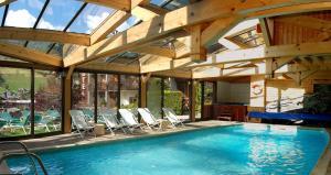 Location gîte, chambres d'hotes Hôtel Les Côtes, Résidence Loisirs et Chalets dans le département Haute Savoie 74