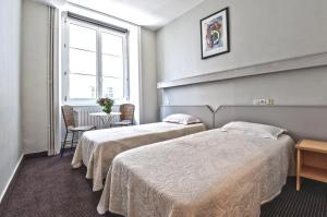 Anne de Bretagne, Hotels  Saint-Malo - big - 24