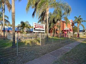The Major Mitchell Motel, Motelek  Bourke - big - 20