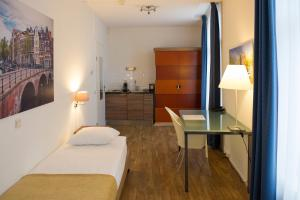Hotel Residence Le Coin, Hotely  Amsterdam - big - 33