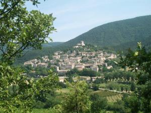Accommodation in Mirmande