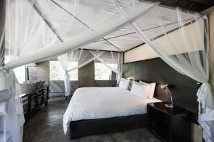 Honeyguide Tented Safari Camps, Luxusní stany  Rezervace Manyeleti - big - 25