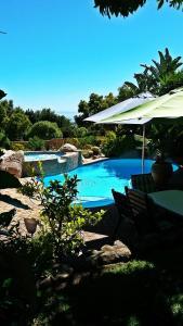 Hacienda Monte Sol, Ferienwohnungen  Somerset West - big - 38
