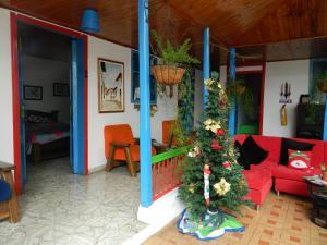 Hostal Maderos, Pensionen  Santa Rosa de Cabal - big - 38