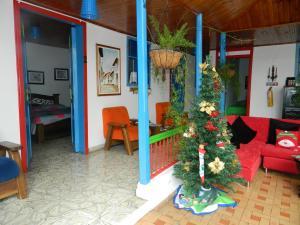 Hostal Maderos, Pensionen  Santa Rosa de Cabal - big - 37