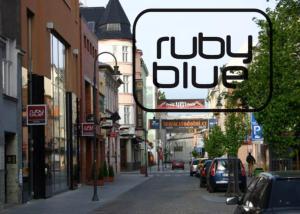 4 hvězdičkový hotel Ruby Blue Ostrava Česko