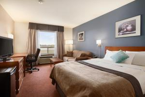 Super 8 by Wyndham Whitecourt, Hotel  Whitecourt - big - 13