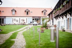 Penzion Wellness Hotel Boží oko Malé Chrášťany Česko