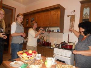 Nitsa Guest House, Penzióny  Gori - big - 23