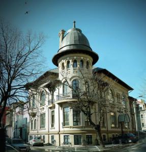 Hotel Carol, Szállodák - Konstanca