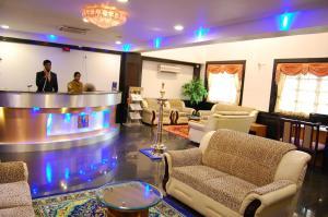 Hotel Royal Sathyam, Hotely  Tiruččiráppalli - big - 39