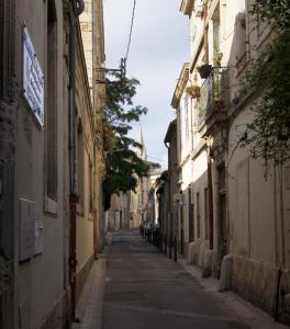 En Ville et sous les Arbres, Отели типа «постель и завтрак»  Монпелье - big - 14