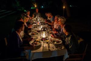Honeyguide Tented Safari Camps, Luxusní stany  Rezervace Manyeleti - big - 30