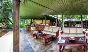 Honeyguide Tented Safari Camps, Luxusní stany  Rezervace Manyeleti - big - 3