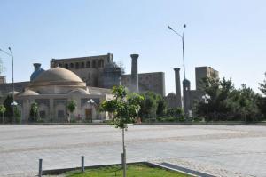 Diyor Hotel, Bed & Breakfasts  Samarkand - big - 12