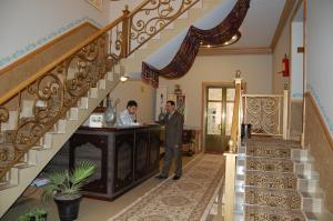 Hotel Billuri Sitora, Bed & Breakfasts  Samarkand - big - 32
