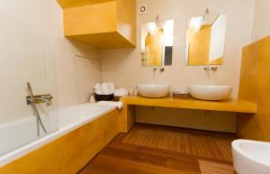 Vip Bergamo Apartments, Aparthotels  Bergamo - big - 71