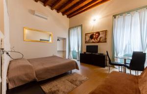 Vip Bergamo Apartments, Apartmánové hotely  Bergamo - big - 77