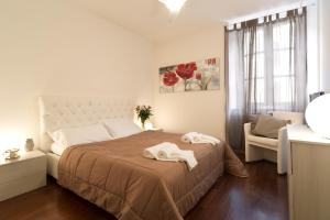 Vip Bergamo Apartments, Aparthotels  Bergamo - big - 102
