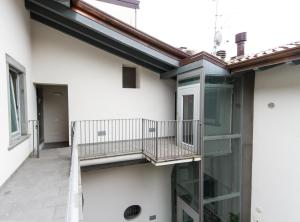 Vip Bergamo Apartments, Aparthotels  Bergamo - big - 92