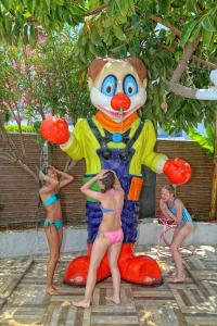 Blue Wave Suite Hotel, Hotely  Alanya - big - 43