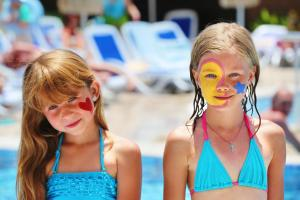 Blue Wave Suite Hotel, Hotely  Alanya - big - 41