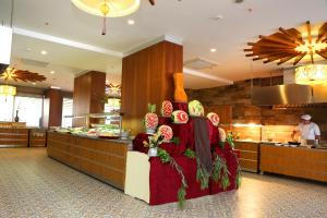 Blue Wave Suite Hotel, Hotely  Alanya - big - 32