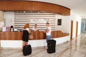Blue Wave Suite Hotel, Hotely  Alanya - big - 21