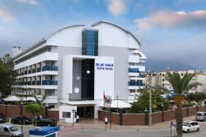 Blue Wave Suite Hotel, Hotely  Alanya - big - 25