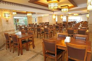 Blue Wave Suite Hotel, Hotely  Alanya - big - 31