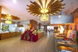 Blue Wave Suite Hotel, Hotels  Alanya - big - 17